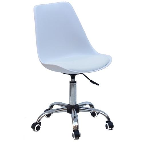 Стул офисный ALBERT CH-Office 11304 белый Thexata Summer