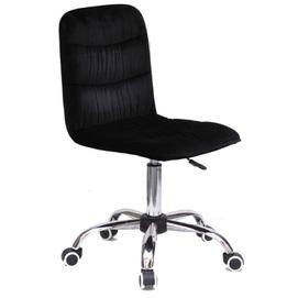Стул офисный SPLIT CH-Office 10676 черный велюр Thexata Summer