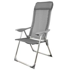 Кресло раскладное GP20022010 серый Thexata