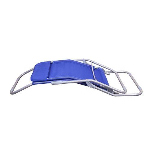 Шезлонг GP20022017 голубой Thexata