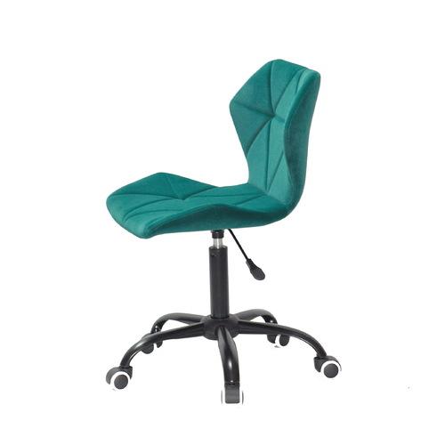 Стул офисный TORINO 10633 зеленый велюр Thexata Summer