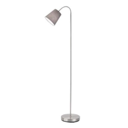 Лампа напольная WINDU – R40151011 серый Trio