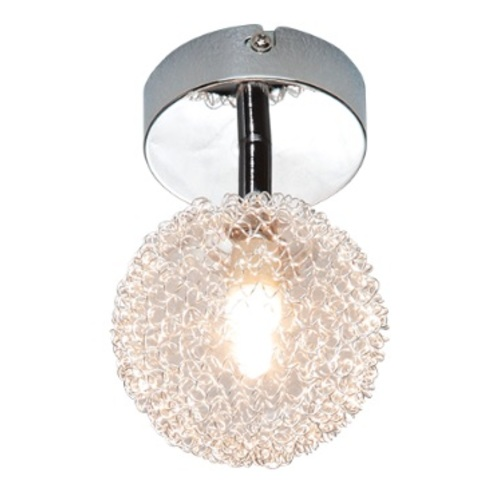 Лампа потолочная WIRE – R81321106 серебро Trio
