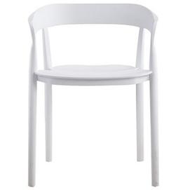 Кресло Petunia белый Kolin 2020