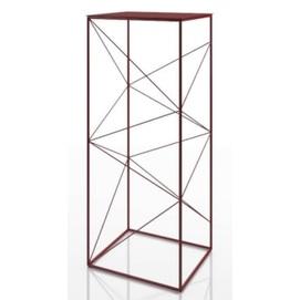Стол барный LDZ-005 красный Levantin