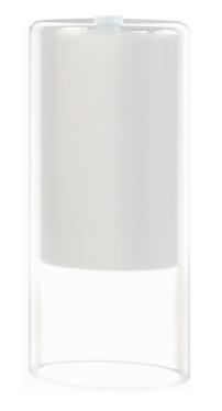 Абажур CAMELEON CYLINDER S 8545 белый Nowodvorski 2020