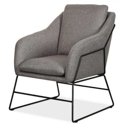 Кресло Дарио серый Verde 2020