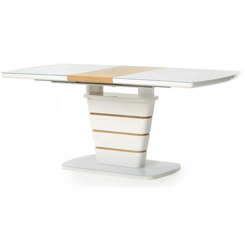 Стол обеденный раскладной ТМ-59-1 белый Verde 2020