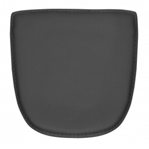 Подушка для стула Tolix черный кожзам на магнитах