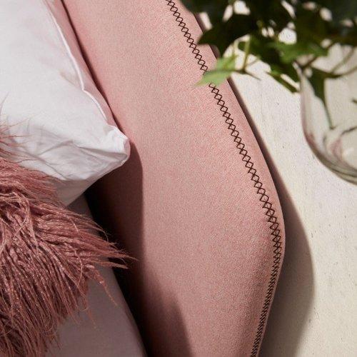 Изголовье LYDIA 108 D040VA23 розовый Laforma