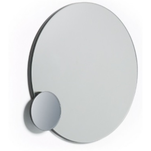 Зеркало Ommy 31 см AA4886C37 серебро Laforma