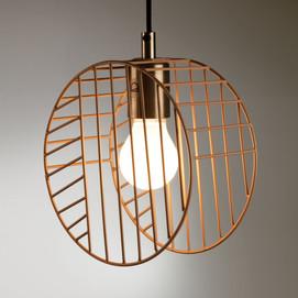 Лампа подвесная Arietta AA4308R24 золото Laforma 2020