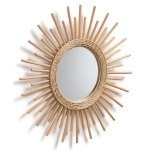 Зеркало Marelli 60см AA5083FN46 бежевый Laforma 2020