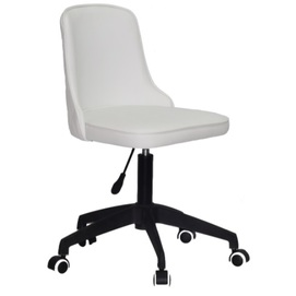 Стул офисный ADAM BK - Modern Office 11915 белый Thexata Summer