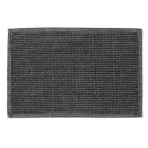 Ковер для ванной Miekki AA5819J15 темно-серый Laforma 2020