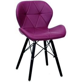 Стул Invar BK 9287 фиолетовый Thexata