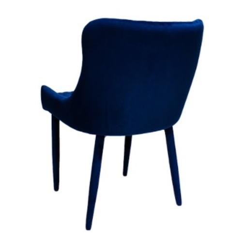 Кресло Sky синий велюр Impulse