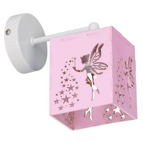 Бра FAIRY MLP6477 розовый MiLAGRO