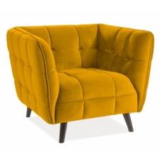 Кресло Castello 1 желтый 68 Signal 2020