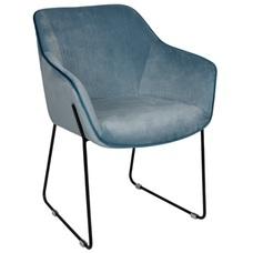 Кресло Levis голубой Kolin