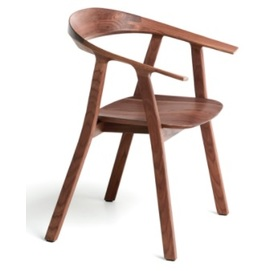 Кресло Rhomb коричневый Proforma