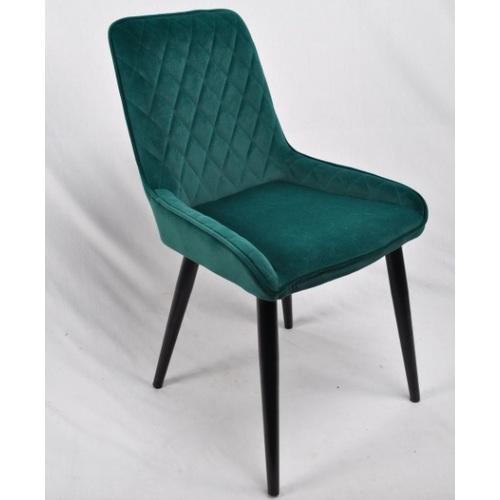 Кресло STAN 11576 зеленый велюр Thexata Rudens