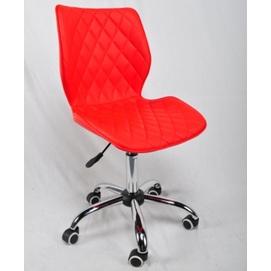 Стул офисный Toni 12027 красный Thexata Rudens