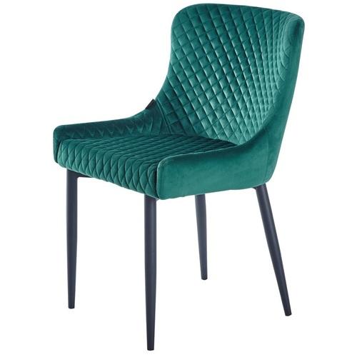Кресло Chicago зеленый велюр Kordo