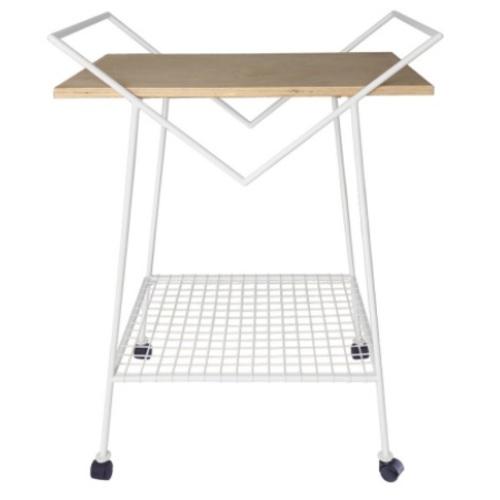 Стол сервировочный Cube SS004901 белый WilleWood 2021