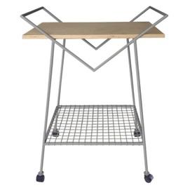 Стол сервировочный Cube SS004901 серый WilleWood 2021