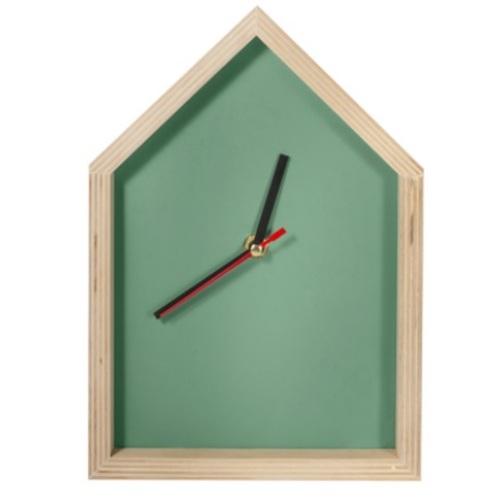 Часы Дача SS005030 зеленый WilleWood 2021