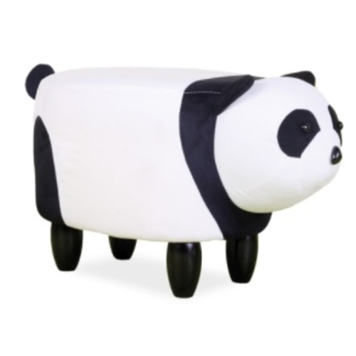 Пуф Panda белый Signal 2021