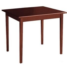 Стол обеденный Классик 051666 коричневый Famm 2021