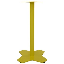 База для стола Spinner 110см желтый Lovko