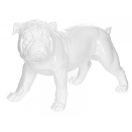 Статуэтка Buldog 1103-01 белый Kayoom