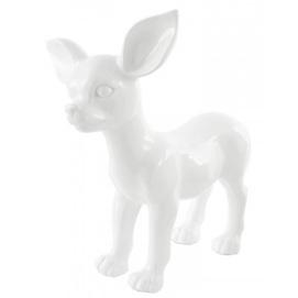 Статуэтка Chihuahua 1688-01 белый Kayoom