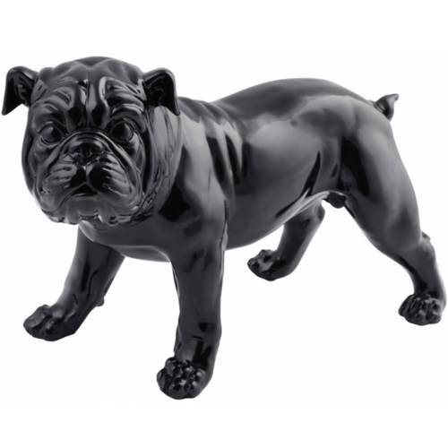 Статуэтка Buldog 1102-01 черный Kayoom