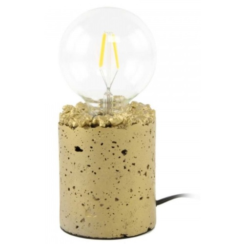 Лампа настольная Rock 1189-03 медный Kayoom