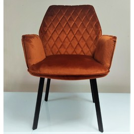 Кресло Moris медь BJORN
