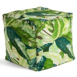 Пуф TROPICAL AA1318J06 зеленый Laforma
