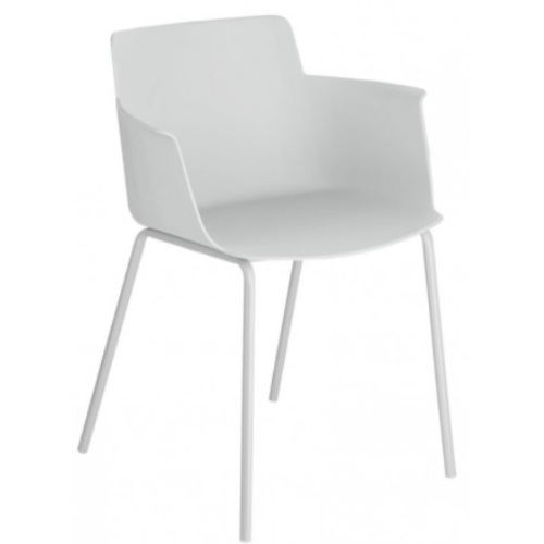 Кресло Hannia CC5185S03 серый Laforma