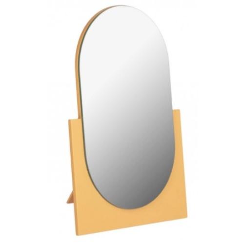 Зеркало Mica AA7921M29 желтый Laforma
