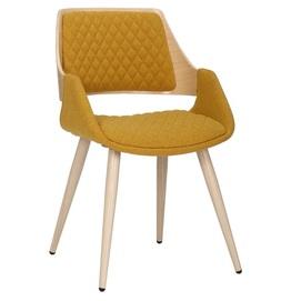 Кресло Hardy желтый Primel 2021