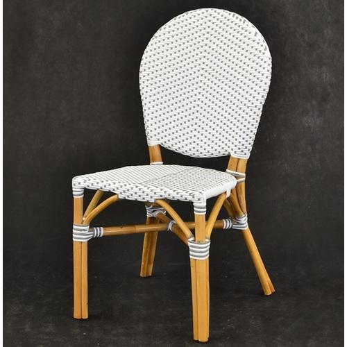 Обеденный стул Лион CRUZO натуральный ротанг