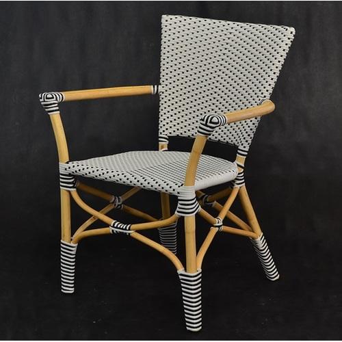 Обеденное кресло Марсель CRUZO натуральный ротанг