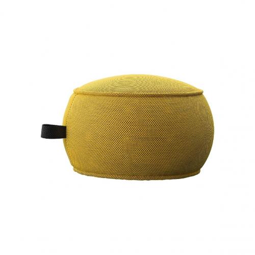 Пуф для ног UNI желтый Levantin