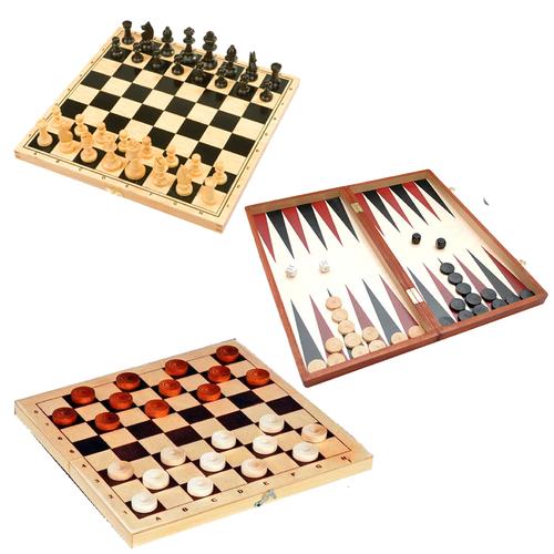 Игровой набор Большая Тройка WOW-WJ1274