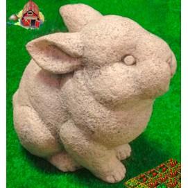 Скульптура Кролик S009 Керамус