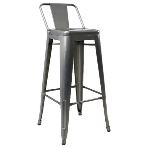 Кресло полубарное Tolix MC-011РG сталь Primel