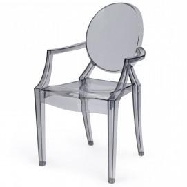 Кресло детское АC-099C прозрачное Kordo